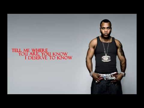 Flo Rida ft Arianna - Who did you love (Lyric Video)