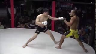 "#ROP21 Saipan Frank ""The Crank"" Camacho vs Gun Han Park FULL FIGHT"