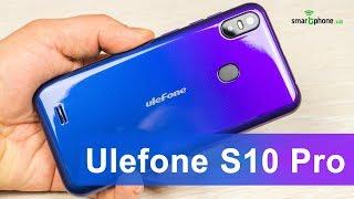 Ulefone S10 Pro: красивый градиентный цвет за $70