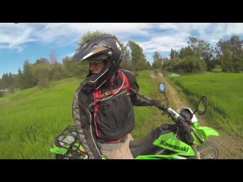 Dirtbike CONSPIRACY - Secret Vancouver Dirtbike Track