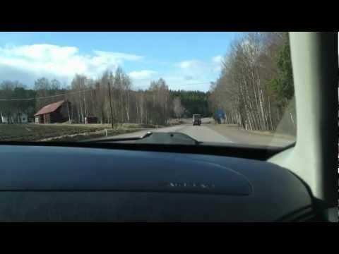 Safarkii Norway till Stockholm......
