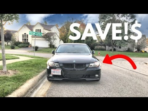 How To SAVE Money On BMW REPAIRS!