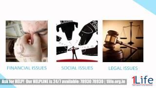 OneLife 24X7 Indian Suicide Helpline