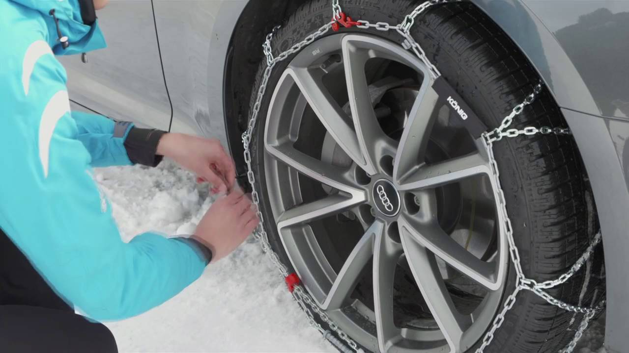 Zip9 Snow Chains - Lifestyle | Hyper Drive