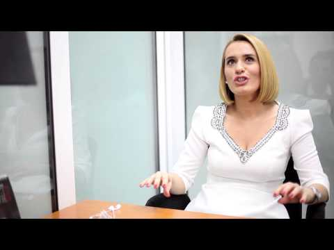 Andreea Esca sustine Bucharest Sport Club