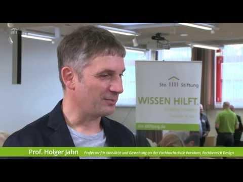 Fachschultage Fulda | Holger Jahn über Potenziale im Handwerk durch Digitalisierung | #Sto-Stiftung
