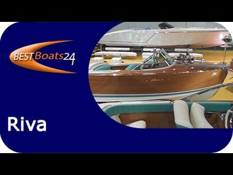 RIVA Boote Präsentiert Von BOAT-LOUNGE Auf Der  BOOT & FUN Berlin 2015
