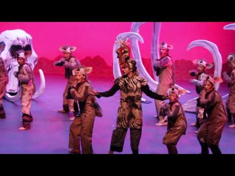 "The Lion King Musical 2015 ""Be Prepared"""