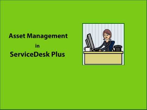 Asset management software | IT inventory management system - ServiceDesk Plus