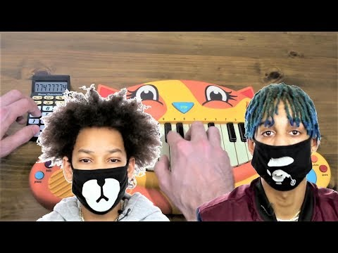 AYO & TEO - ROLEX BUT IT'S ON A CAT PIANO AND A DRUM CALCULATOR