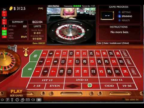 Livedealer.org   Betphoenix live (American) roulette