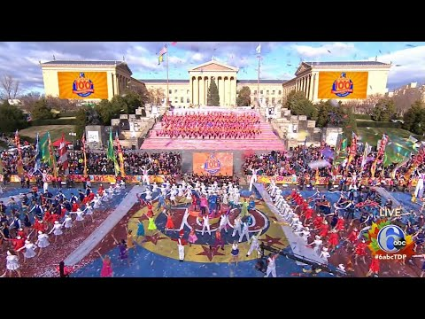 2019 Philly Thanksgiving Day Parade