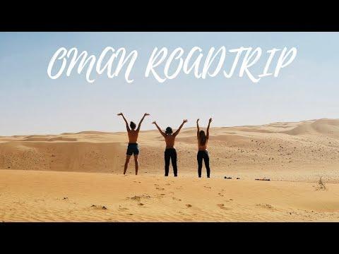 WAKING UP IN THE OMAN DESERT | travel vlog