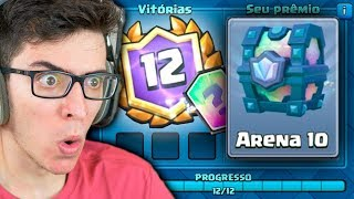 Video GANHEI O DESAFIO DO BAÚ LENDÁRIO INVICTO NO CLASH ROYALE!!!! download MP3, 3GP, MP4, WEBM, AVI, FLV Agustus 2017