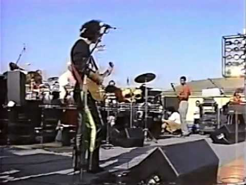 Santana - Smooth Criminal Live At San Quentin State Prison 1988