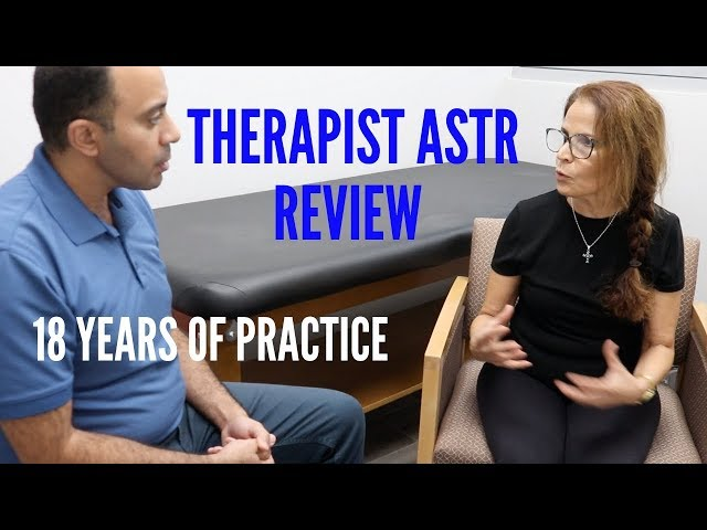 Therapist ASTR Review (18 Years of Practice)