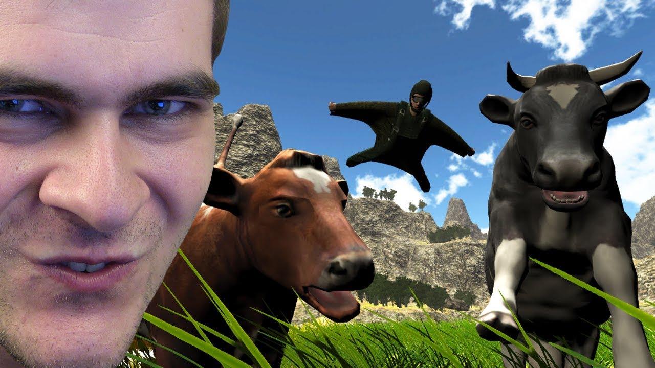 SYMULATOR ŁAPANIA KRÓW – Cow Catcher