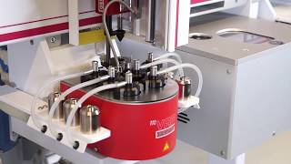 Fully automated solvent evaporation powered by the GERSTEL MPS