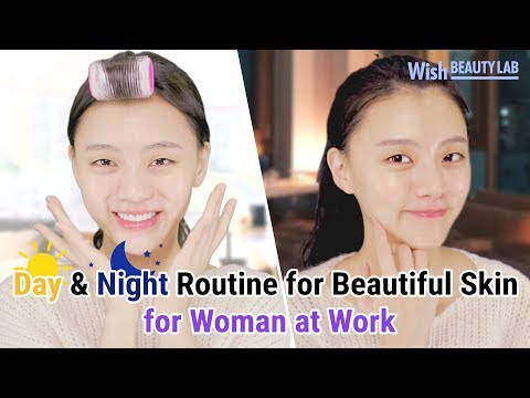 Day & Night Routine For Beautiful Skin That Every Working Woman Should Know