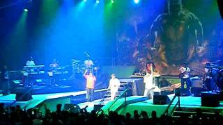 "50 Cent w/ G-Unit ""How We Do / Hate It or Love It"" Live @ Dew Tour LAS VEGAS 2011"