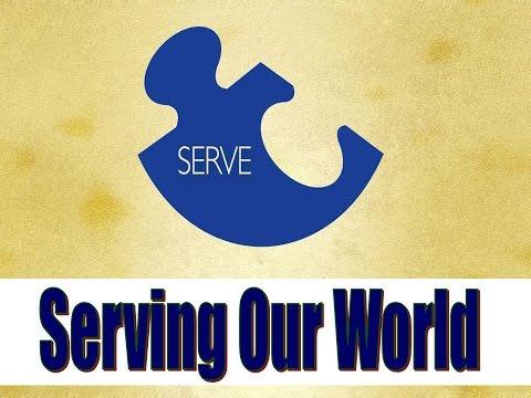 """Serving Our World - Service Adventure (Sarah Balzer)"" - August 28, 2016"