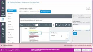 For Students: How to view instructor feedback on your Canvas assignments