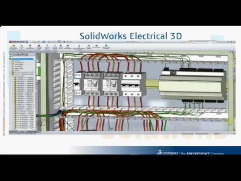 Solidworks Electrical 3d Youtube