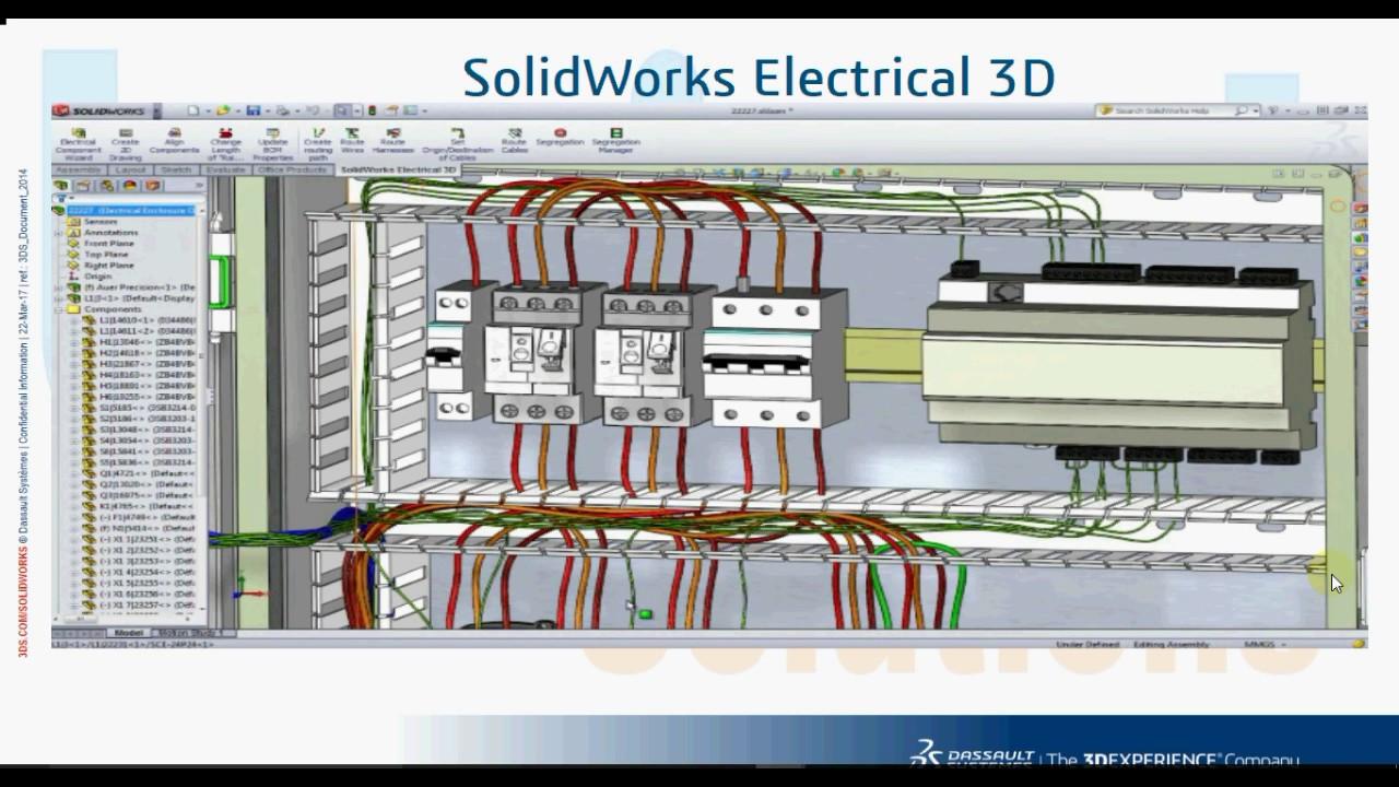 3d electrical switch wiring diagram [ 1280 x 720 Pixel ]