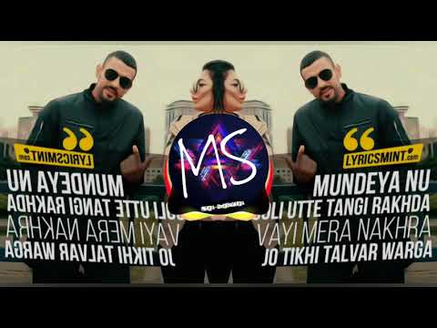 ILLEGAL WEAPON [BASS BOOSTED ] JASMINE SANDLAS | GARRY SANDHU|