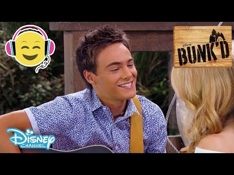 Bunk'd | 'Tidal Wave' Music Video ft. Kevin Quinn (Xander) 🎶 | Disney Channel UK