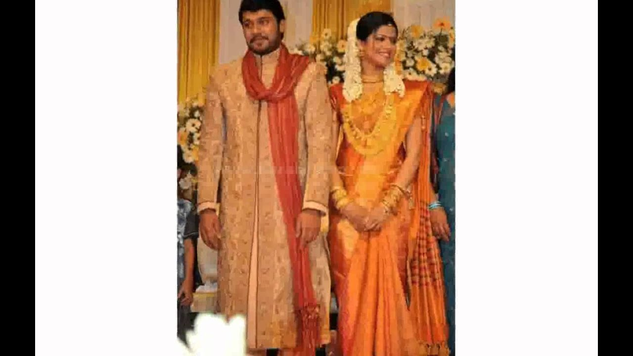Wedding Reception Sarees Youtube