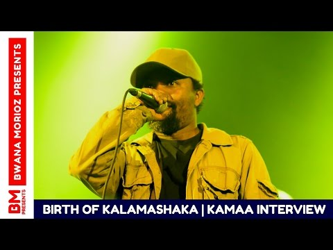 BIRTH OF KALAMASHAKA [PART1]   DANDORA TO F2   KAMAA INTERVIEW