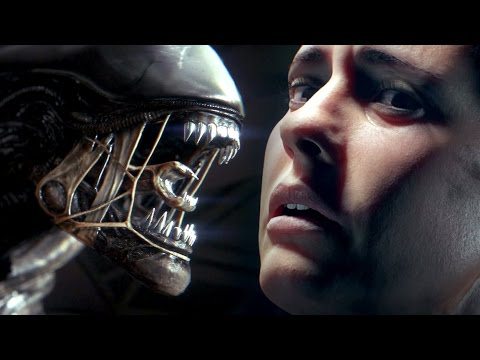 Alien: Isolation - Test / Review (Gameplay) zum Alien-Survival-Spiel (REUPLOAD)