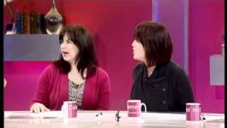 Kate accidentally calls Coleen Nolan 'Coleen Rooney' - Loose Women - 13th January 2011