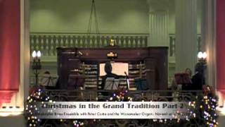 Christmas in the Grand Tradition Part-2 Wanamakers Philadelphia Pa 11-27-2010