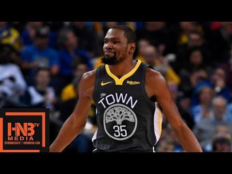 Golden State Warriors vs Portland Trail Blazers Full Game Highlights | 11.23.2018, NBA Season