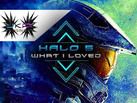 What I LOVED in Halo 5: Guardians