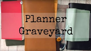 Traveler's Notebook: Planner Graveyard and a Stalogy?