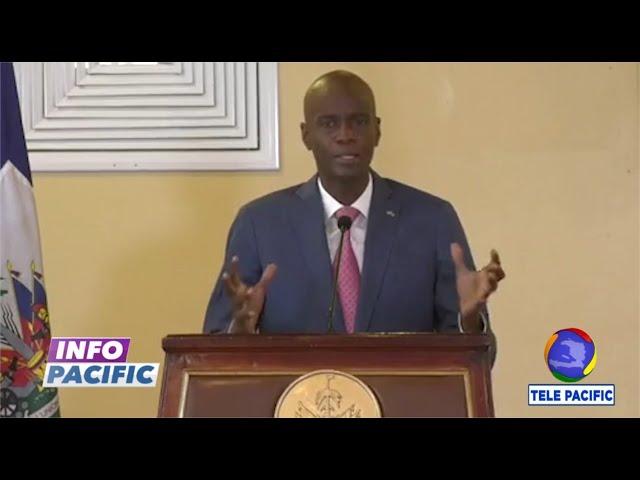 Le président de la République, Jovenel Moïse, invite, une fois de plus, tous les acteurs au dialogue