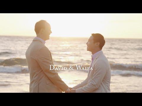 Same Sex Wedding Video - Four Seasons Maui, Hawaii