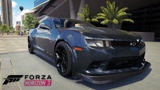 Forza Horizon 3 - Schaurennen #2 - Chevrolet Camaro Z/28