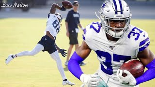 ✭ Cowboys training camp observations: CeeDee Lamb already on Fire! Donovan Wilson just makes plays