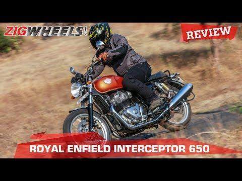 Royal Enfield Interceptor 650: Road Test Review | BikeDekho