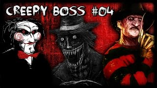 10 BOSS dei FILM HORROR piu' INQUIETANTI ► CREEPY BOSS #04