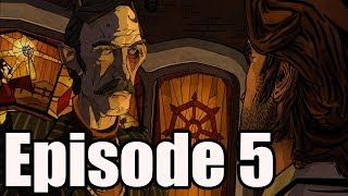 The Wolf Among Us Episode 5 Cry Wolf Trailer