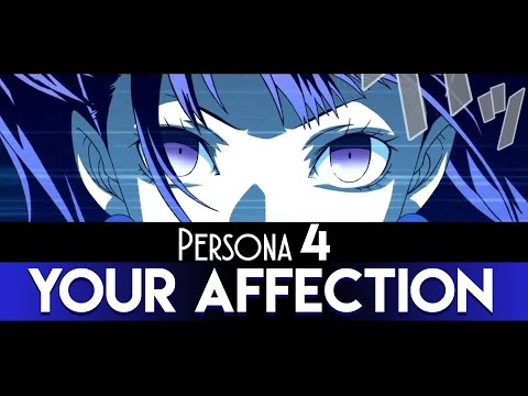 """""""Your Affection""""  - Persona 4 (Cover By Sapphire Ft. Adriana Figueroa)"""