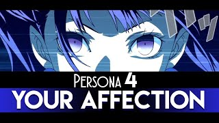 """""""Your Affection""""  - Persona 4 (Cover by Sapphire ft. Adriana"""