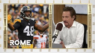 Steelers bust up Le'Veon's locker | The Jim Rome Show