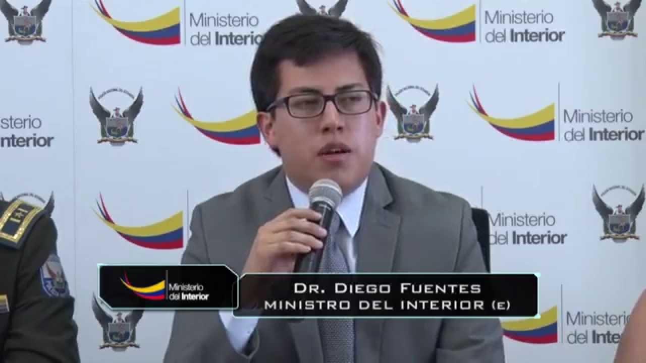 2000 vacantes para el proceso de reclutamiento policial for Ministerio del interior ecuador