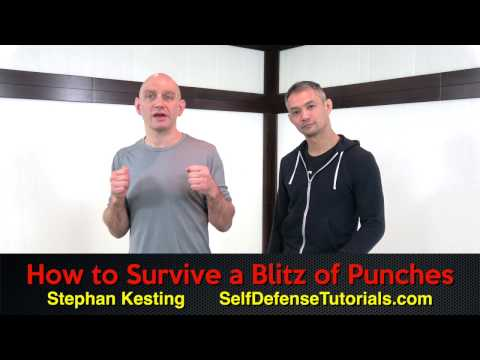 How to Survive a Blitz of Punches